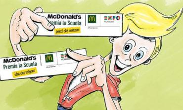 La scuola Aldo Capitini vince 8000 euro di materiali didattici, è prima al premio McDonald's