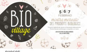 Al Quasar arriva Bio Village, la prima mostra mercato dei prodotti biologici