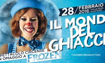 Al centro commerciale Gherlinda arriva Frozen