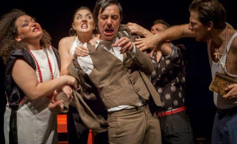 Hamlet Travestie al teatro della Filarmonica