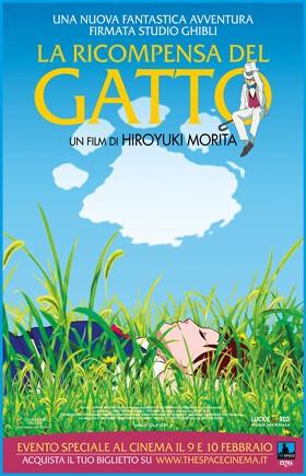 """""""La Ricompensa del Gatto"""" al cinema solo per due giorni"""