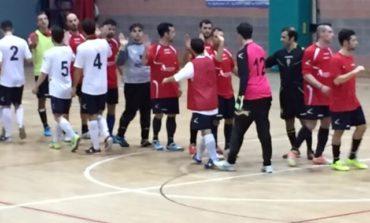 Vittoria della Polisportiva San Mariano di calcio a cinque