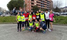 La Podistica Corciano fa bella figura alla Maratonina del Campanile