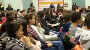 La testimonianza di Piero Terracina commuove gli alunni della Bonfigli 9