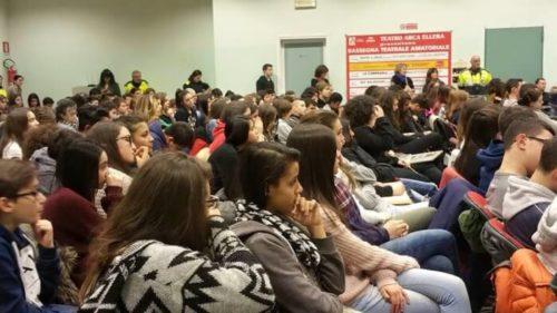 La testimonianza di Piero Terracina commuove gli alunni della Bonfigli 6