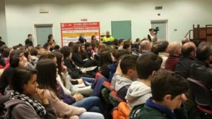 La testimonianza di Piero Terracina commuove gli alunni della Bonfigli 5