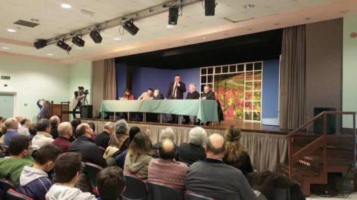 La testimonianza di Piero Terracina commuove gli alunni della Bonfigli 4