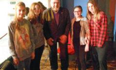 La testimonianza di Piero Terracina commuove gli alunni della Bonfigli