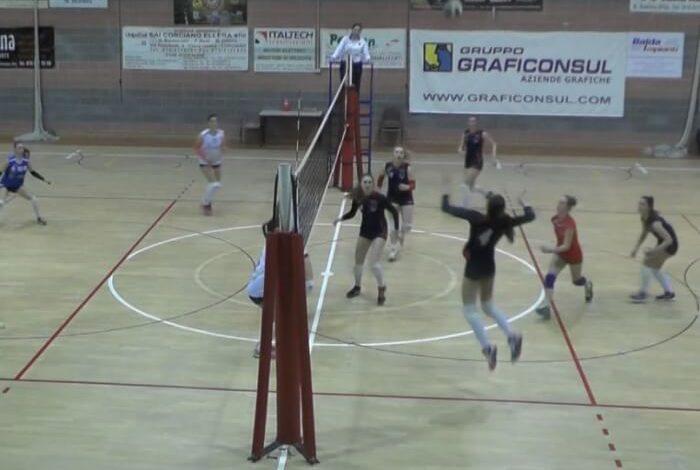 pallavolo samer marsciano San Mariano Trevi under 18 vittoria volley san-mariano solomeo