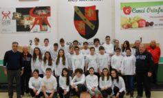 """Grande festa per il Progetto """"Bocce a Scuola"""": premiati gli alunni della """"Bonfigli"""" di Mantignana"""