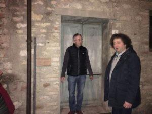 alberghieroassisi claudio ricci convivium etruschi passeggiata umanesimo corciano-centro eventiecultura