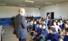 A scuola di legalità, il Procuratore Generale Fausto Cardella incontra gli alunni delle primarie