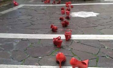 8 marzo: a Corciano il 'cammino' delle scarpe rosse