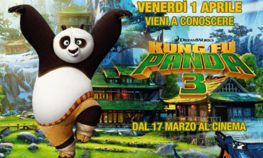Al Quasar arriva Kung Fu Panda