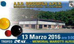 Bocce: disputato a Capocavallo il Memorial Alfeo Mariotti, trofeo nazionale
