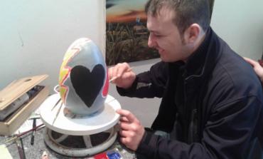 Un successo per 'Uovo d'artista', simbolo di vita e strumento di valorizzazione turistica