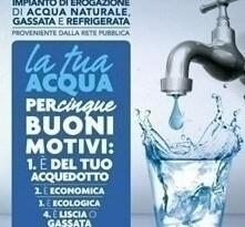 """Anche Ellera avrà la sua fontanella d'acqua pubblica grazie al """"Progetto Fontanelle"""""""