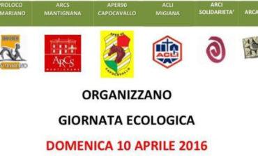 Domenica Giornata Ecologica: le associazioni chiamano a raccolta per ripulire il territorio