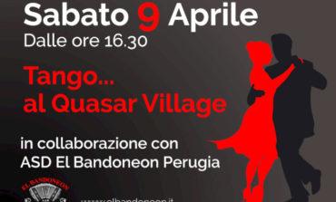 Tango Show: al Quasar Village lezioni di tango gratuite per tutti