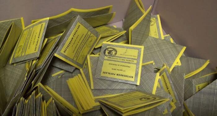 ambiente astensione elezioni politica quorum referendum trivelle voto politica