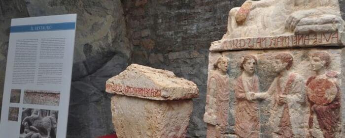 antiquarium etruschi turismo corciano-centro eventiecultura san-mariano