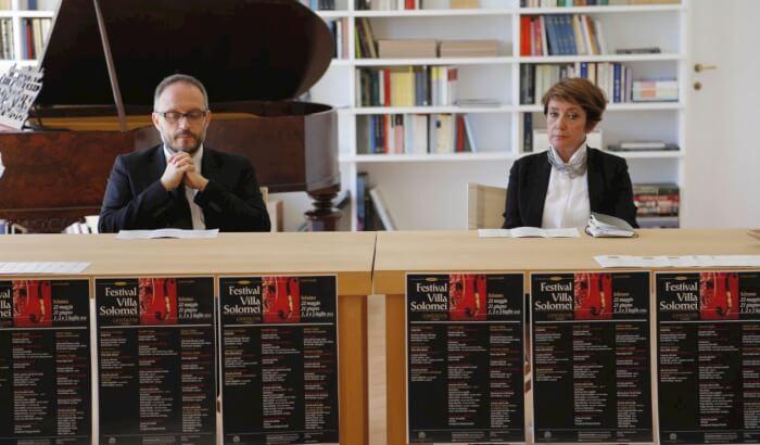 La musica scende in piazza: presentato il 18esimo Festival Villa Solomei