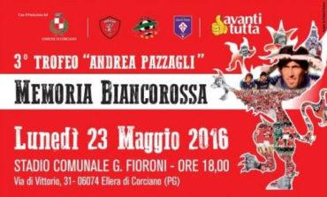 """Avanti Tutta contro il cancro: a Ellera si gioca il terzo Memorial """"Andrea Pazzagli"""""""
