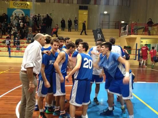 Basket: Ellera vince a Marsciano, ora si va a gara 3 sabato al Palaellera