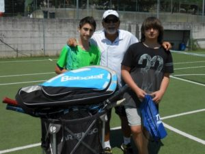 scuola sport tennis cronaca sport