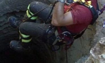 Pietrafitta, 60enne ritrovato morto in un pozzo