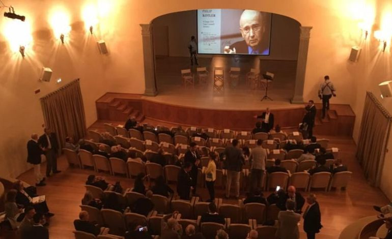Umanesimo e Capitalismo: dibattito a Solomeo con Philip Kotler in streaming