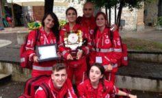 Croce Rossa, i volontari di Corciano vincono la gara regionale di primo soccorso