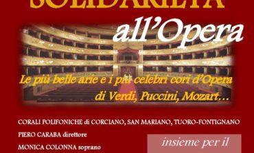 """""""Solidarietà all'Opera"""": il 3 luglio tutti in piazza per un concerto speciale"""