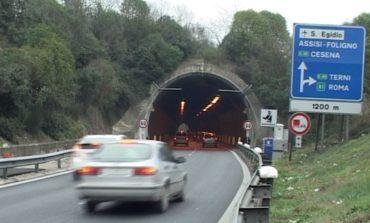 Raccordo Perugia-Bettolle, dal 4 luglio lavori sul viadotto Ellera