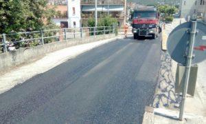 lavori manutenzione strada ellera-chiugiana san-mariano taverne