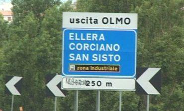 Traffico, i lavori sul raccordo Perugia-Bettolle arrivano a Ellera