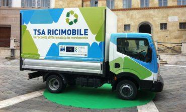 Ambiente: anche a Corciano la cultura della raccolta differenziata passa per Ricimobile e Tsapp