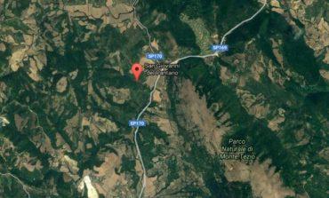 Dodici chili di hashish nascosti nei boschi, la polizia arresta un 24enne