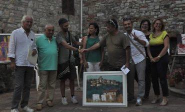 Pittura estemporanea: a Corciano 52 artisti partecipano alla seconda edizione del premio