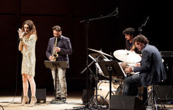 Serata jazz al Corciano Festival: Cristina Zavalloni e Cristiano Arcelli in concerto giovedì sera
