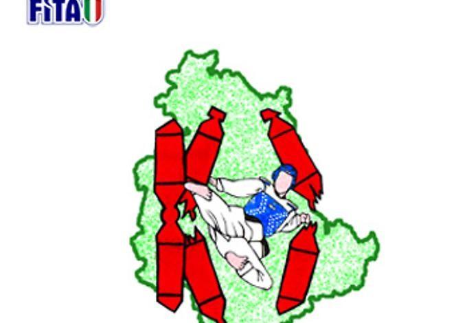 Accademia dello sport Ceri di Gubbio Ceri spezzati gubbio sport taekwondo cronaca