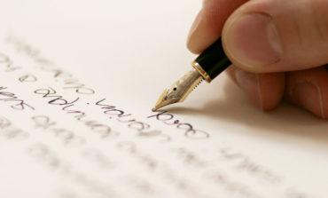 """Primo concorso Letterario """"Lettera a mio figlio"""""""