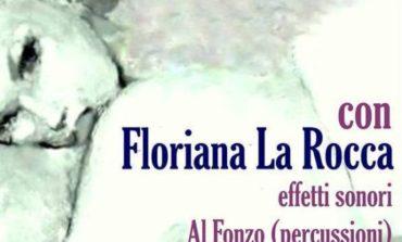 """""""Oltre le parentesi non sono Sylvia Plath"""", a Corciano la prima dello spettacolo di Floriana La Rocca"""