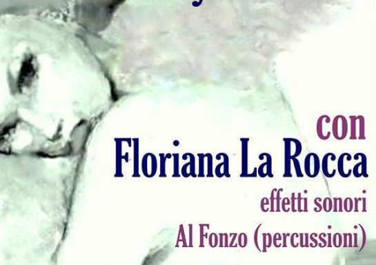 elettra floriana la rocca spettacolo Sylvia Plath eventiecultura