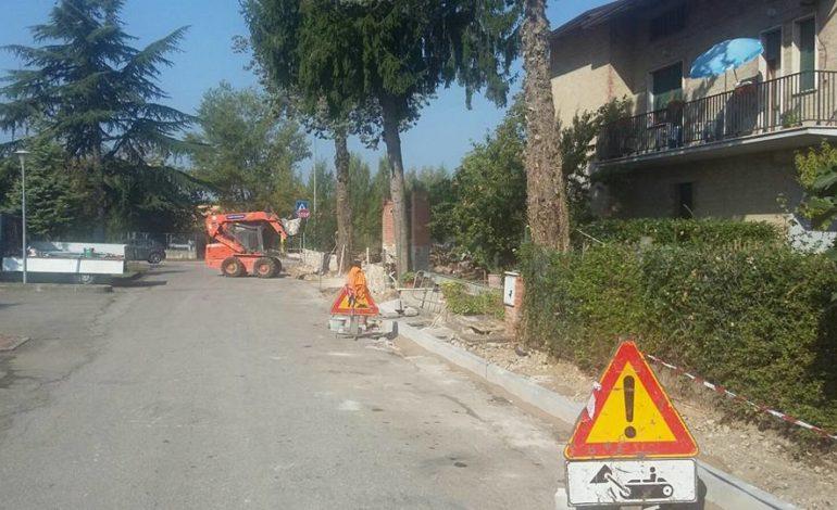 Il piano marciapiedi sbarca a Strozzacapponi, interessate via Rattazzi e via Ciro Menotti