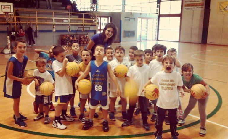 Basket: al via la stagione della Pallacanestro Ellera, ancora aperte le iscrizioni