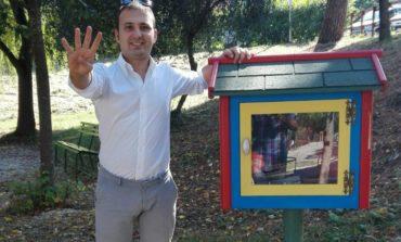 Salgono a quattro le piccole biblioteche libere del Comune