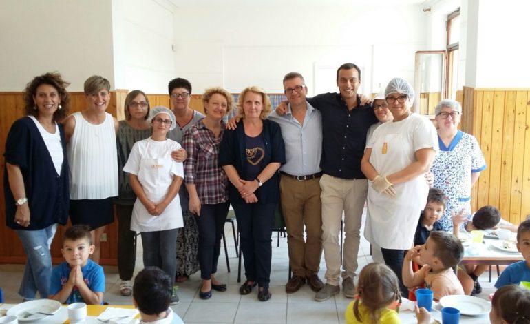 Anno scolastico al via a Corciano, il saluto dell'assessore Baldelli