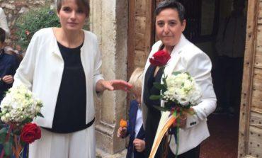 Unioni civili: oggi il sì di Gabriella e Michela