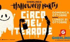 Halloween party: arriva il circo del terrore insieme a tante iniziative da brivido al Gherlinda